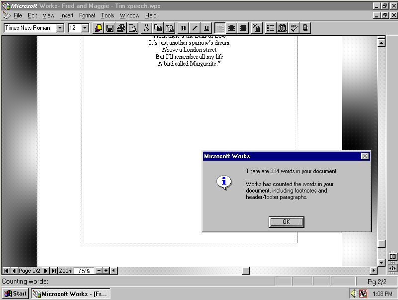 Ms Word 2007 Tips: How Create Pictures In The Document